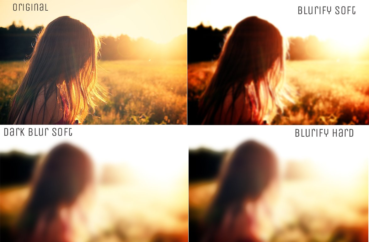 FREE BLUR BACKGROUND MAKER ACTIONS