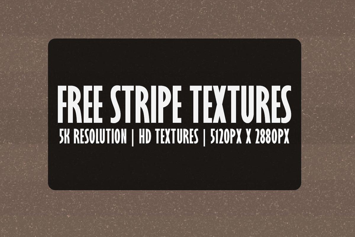Free 5K Stripe Textures