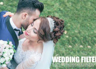 Free Wedding Lightroom Presets