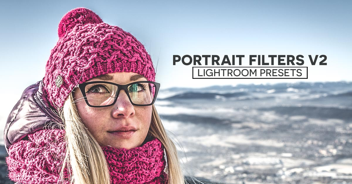 Free Portrait Lightroom Presets Ver. 2