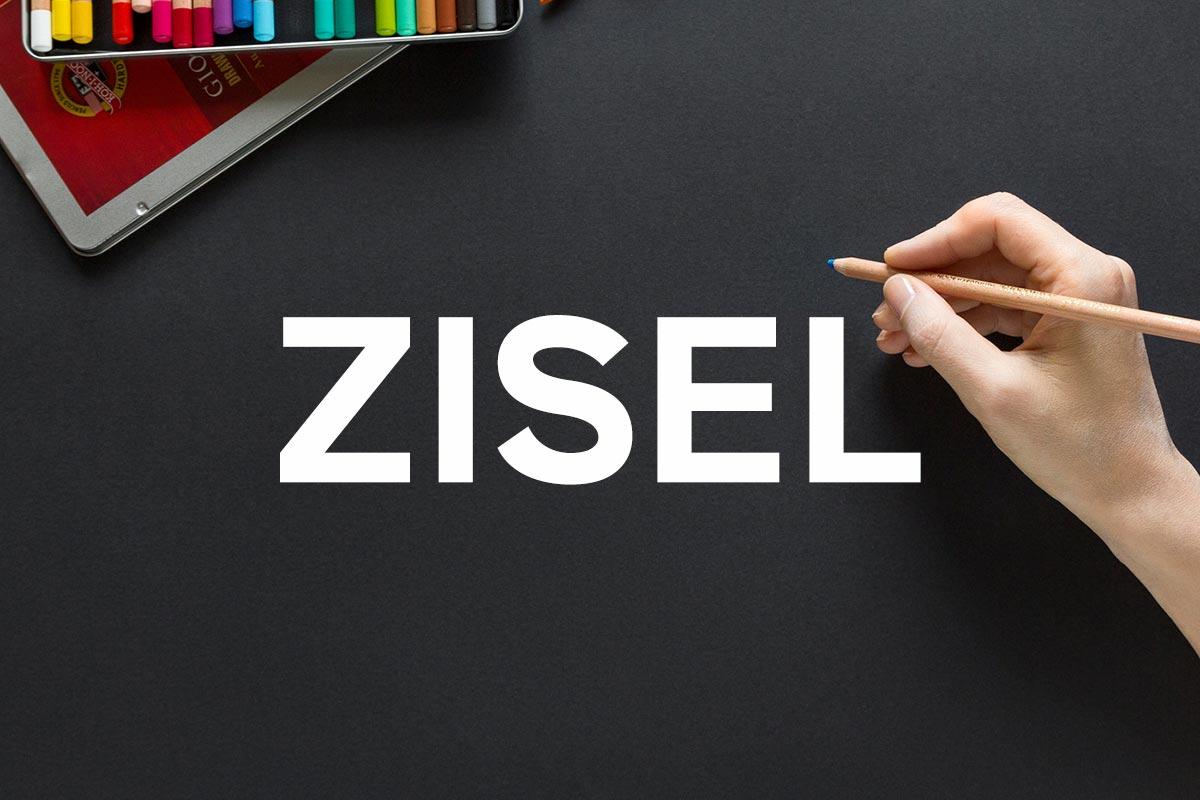 Free Zisel Sans Serif Font
