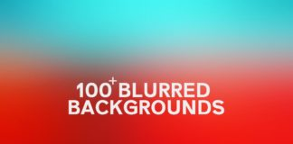 100 Free Blurred Backgrounds & Textures