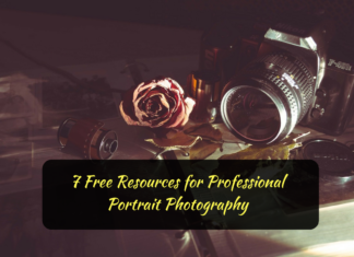 7 Free Resources for Professional Portrait Photography