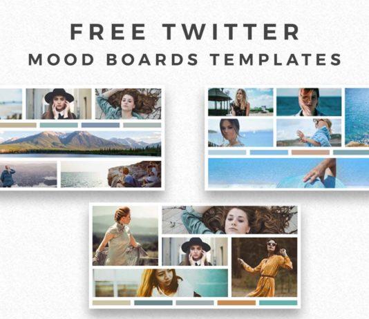 Free Twitter Mood Boards