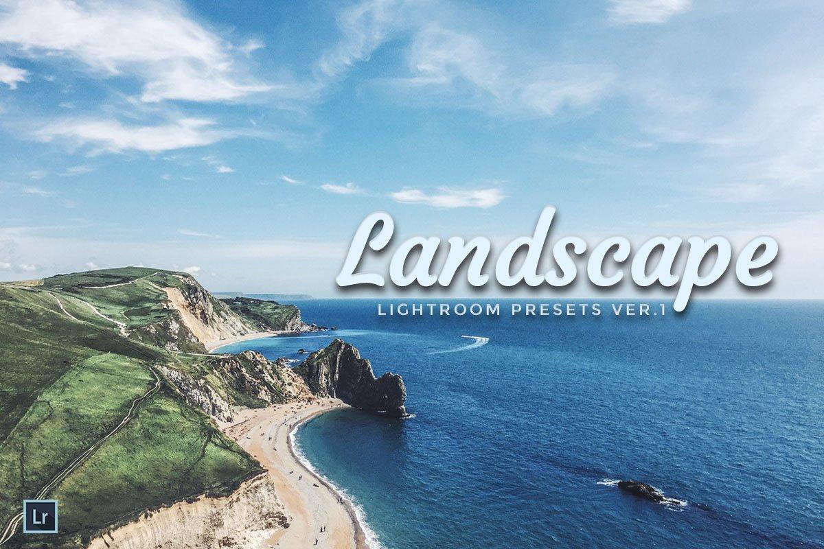 Landscape Lightroom Presets Ver. 1