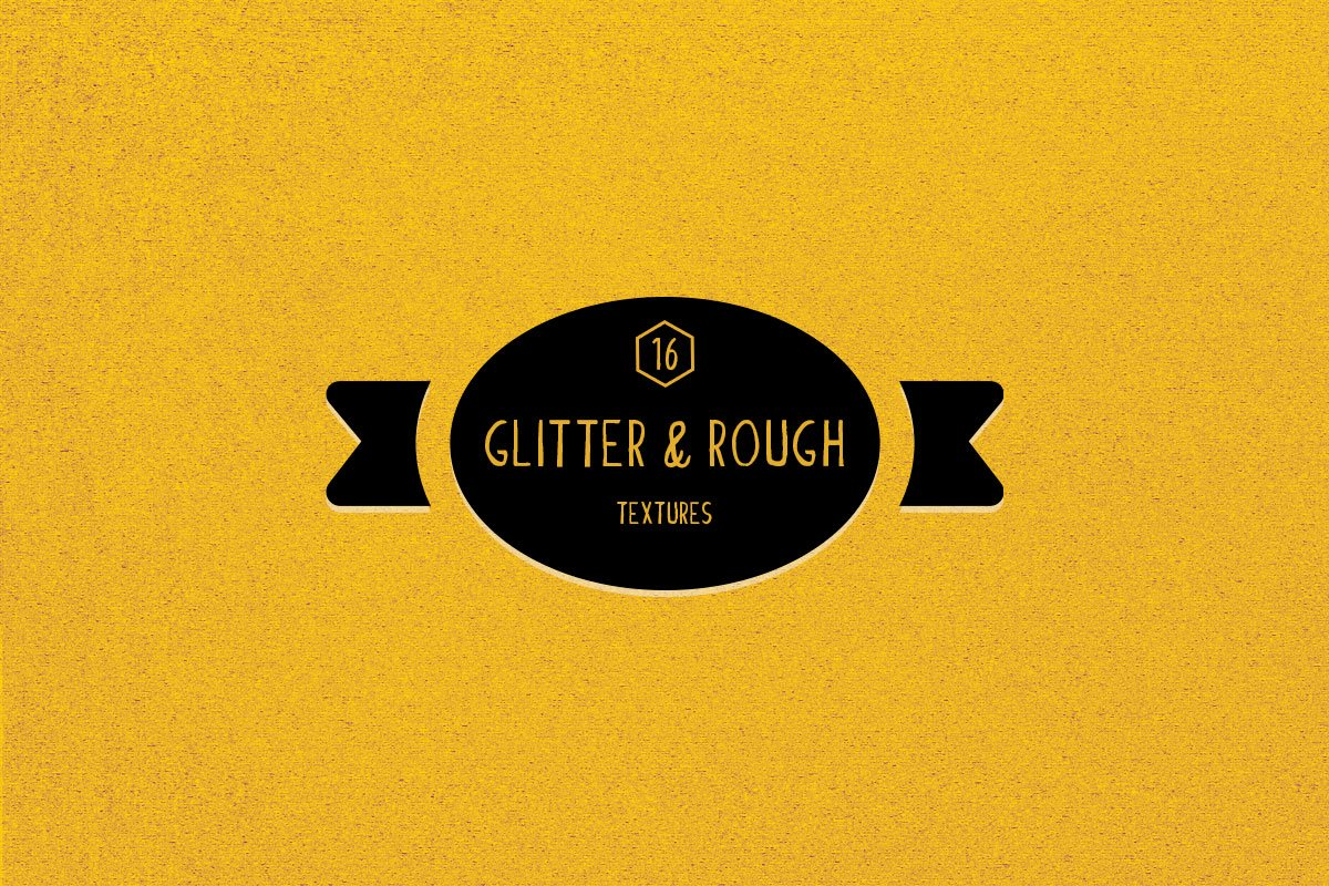 16 Free Glitter And Rough Textures