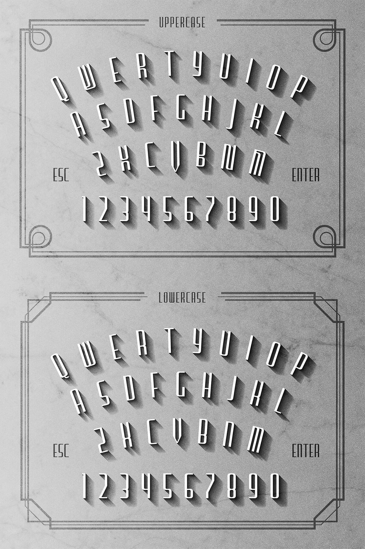 Free Furgatorio Sans Serif Font