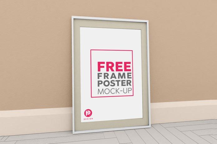 Free Frame Photo Mockup