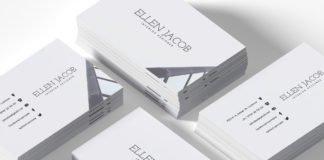 Free Interior Design Business Card Template