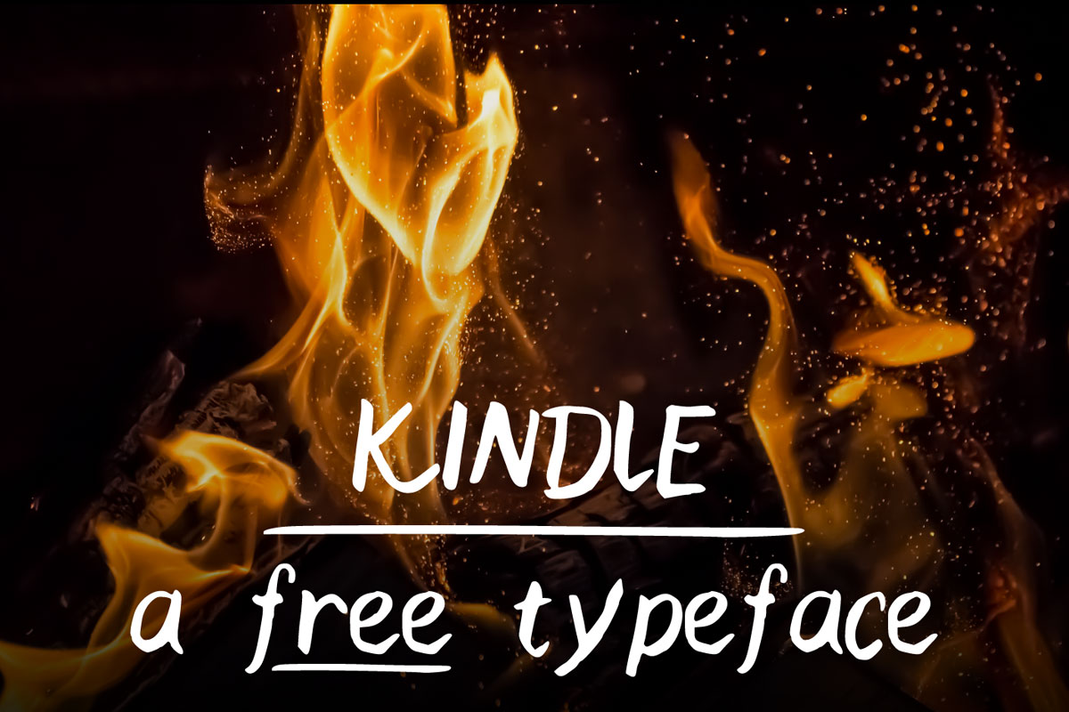 Free Kindle Handwritten Font