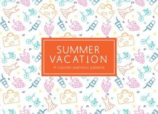 Free Summer Vacation Pattern