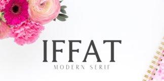 Free Iffat Modern Serif Font