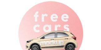 8 Free Cars PSD Mockups