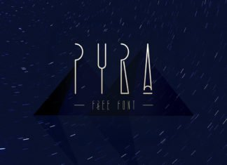 Free Pyra Decorative Font
