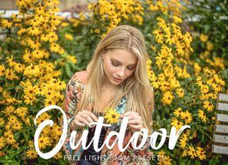 Free Outdoor Lightroom Presets