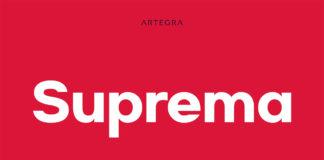 Free Suprema Font Family