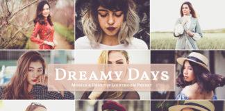 Free Dreamy Days Lightroom Preset