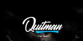 Free Quitman Script Font