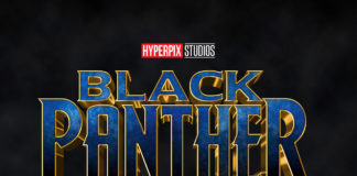 Free Black Panther Cinematic Text Effect