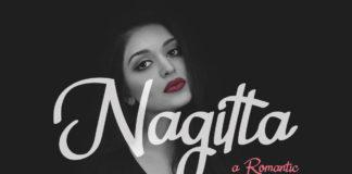Free Nagitta Bold Script Font