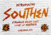 Free Southen Brush Font