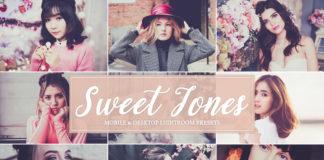 Free Sweet Tones Lightroom Preset