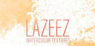 Lazeez Watercolor Textures 4K UHD Backgrounds