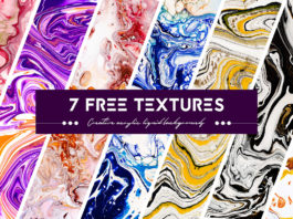 Free Acrylic Liquid Paints Textures