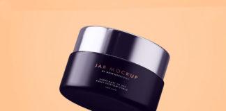 Free Cream Jar Mockup