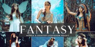 Free Fantasy Lightroom Preset