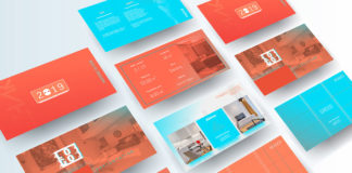 Free PowerPoint Presentation Mockup