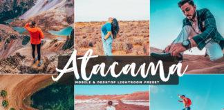 Free Atacama Lightroom Preset