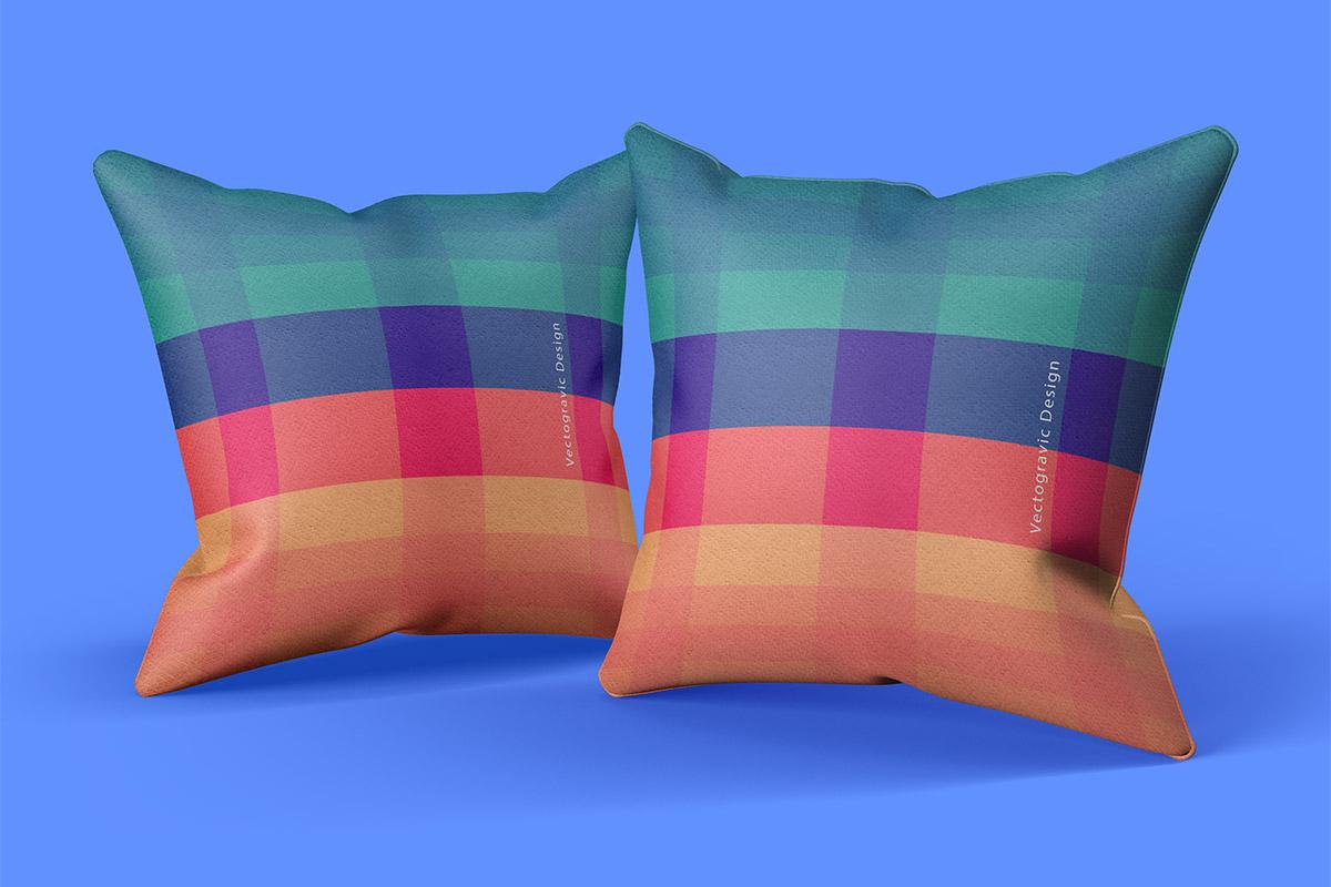 Free Pillow Mockup Pack