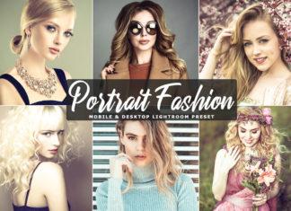 Free Portrait Fashion Lightroom Preset