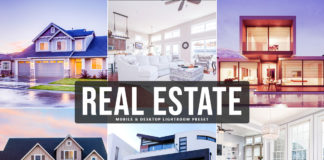 Free Real Estate Lightroom Preset