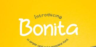 Free Bonita Serif Font