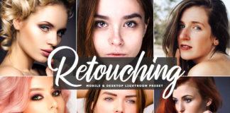 Free Retouching Lightroom Preset