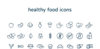 Free Healthy Food Icons