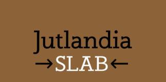 Free Jutlandia Slab Serif Font Family