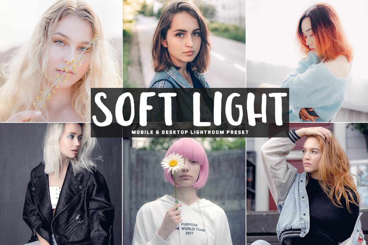 Free Soft Light Lightroom Preset