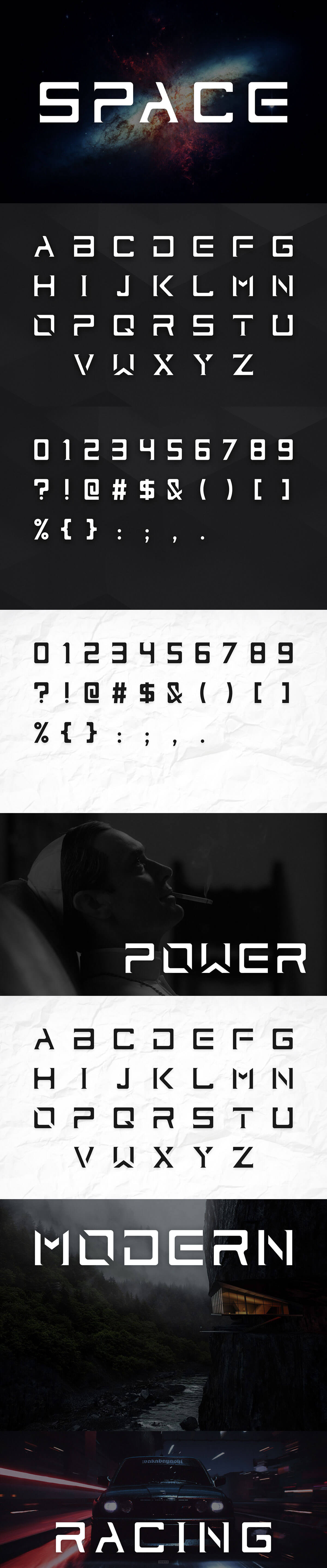 Free ImPerfect23 Display Font