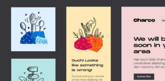 Free Charco Handcrafted Illustrations