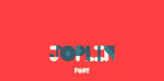 Free Joplin Sans Serif Font