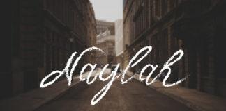 Free Naylah Handwritten Font
