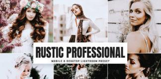 Free Rustic Professional Lightroom Preset