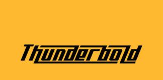 Free Thunderbold Sans Serif Font