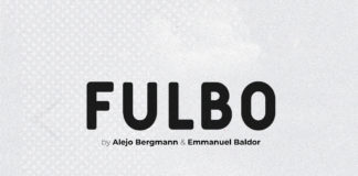 Free Fulbo Sans Serif Font Family