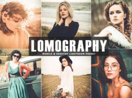 Free Lomography Lightroom Preset
