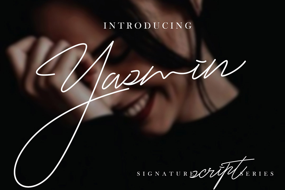 Free Yasmin Script Font