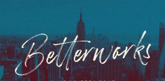 Free Betterworks Brush Font